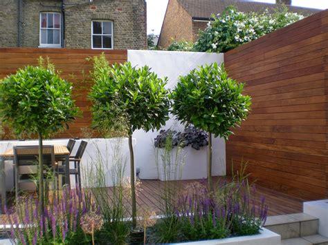 Garden Design Clapham Sw4  Scott Lawrence Garden Design