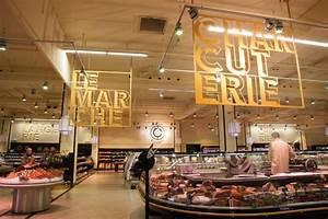Art deco supermarkets quotgrocery store designquot for Art deco interior shop