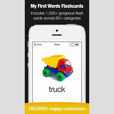 My First 1,000 Words  Flashcards And Kids Games Appzoodk