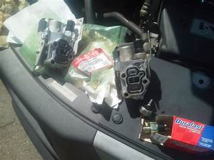 Honda Element 2006 Check Engine Light Code P2646 Faulty