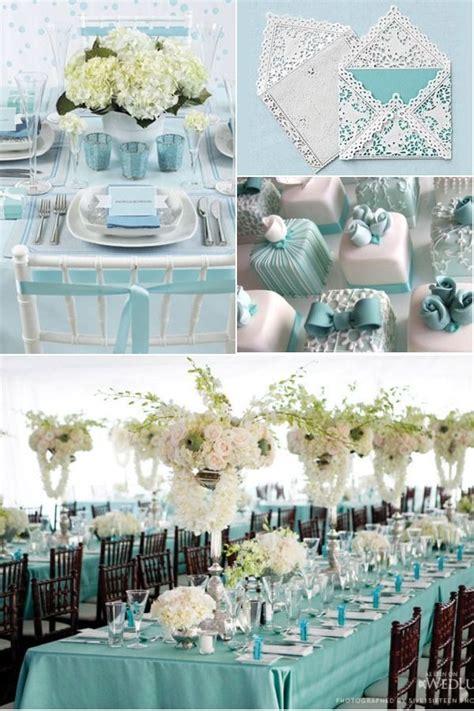 139 Best Tiffany Blue Wedding Details Images On Pinterest
