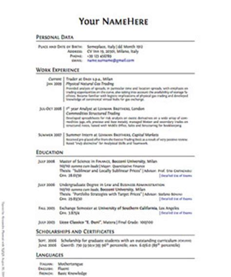 configure a resume best resume for