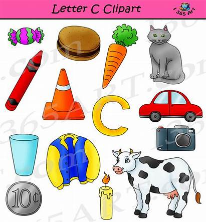Letter Clipart Starts Letters Words Begin Alphabets