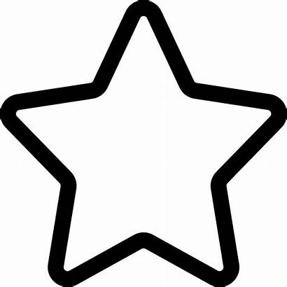 Star Svg Icon Line Onlinewebfonts Cdr Eps