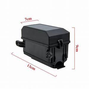Fuse Box Auto 6 Relay Block Holders 5 Road Fit For Car