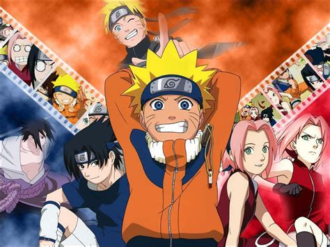 Anime Team Wallpapers - team 7 wallpapers wallpaper cave