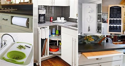 kitchen space savers ideas 17 space saving ideas for your kitchen