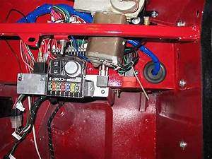 Rewiring The Mgb  By Jeff Howell
