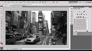 Mettre Twitter En Noir : tuto photoshop comment mettre une image en noir et blanc et mettre un objet en couleur ~ Medecine-chirurgie-esthetiques.com Avis de Voitures