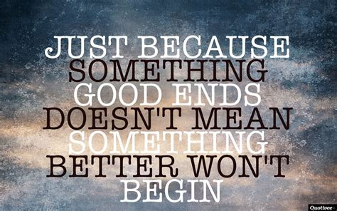good ends inspirational quotes