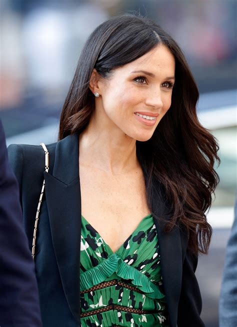 Their oprah interview smartly set meghan markle's suits costar wendell pierce clarified his comments calling her oprah interview. Meghan Markle's Former Stylist Reveals Her Hair Secrets | Allure