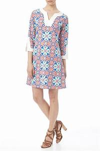 All For Color Prescott Tunic Dress from Wyckoff by Bedford Basket u2014 Shoptiques