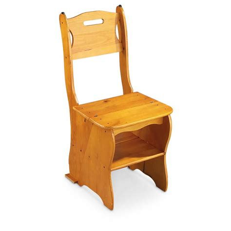 wood ben franklin wooden chair step stool pdf plans