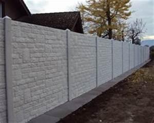 Betonpfosten Für Zaun : zaun und tor referenzen von zaunteam betonzaun 2544 leobersdorf zaunteam ~ Markanthonyermac.com Haus und Dekorationen
