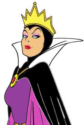 evil queen witch  huntsman clip art disney clip art galore
