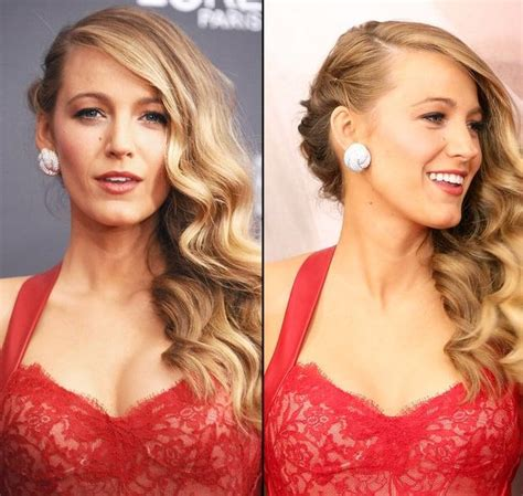 On One Side Hairstyles by 12 Carpet Hairstyles That Are For Prom Hair
