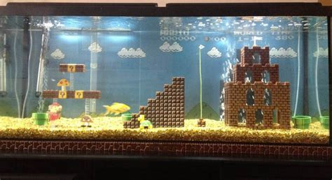 wars themed aquarium safe decorations top 10 amazing and themed fish tanks