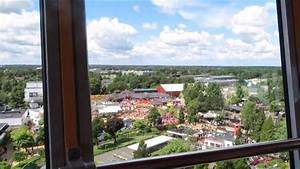 Observation Tower In Legoland Billund  Denmark