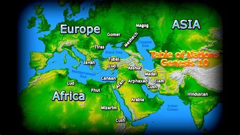 origin    present countries  bible youtube
