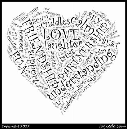 Word Heart Words Personalised Template Shapes Cool