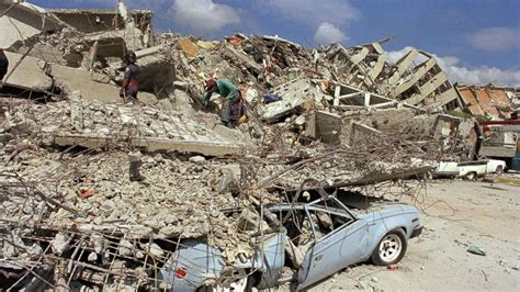 Earthquake Images Reporter S Notebook Remembering The Miracles Of The 1985