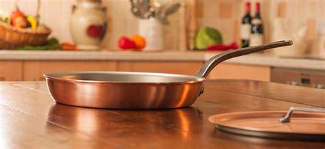 falk copper cookware hand crafted pots  pans falk