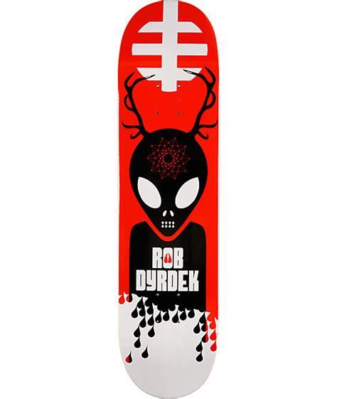 alien workshop antlers dyrdek 7 9 quot skateboard deck