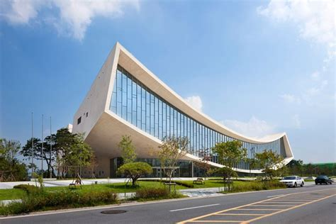 Knowledge is Power: National Library of Sejong City  S.A.M