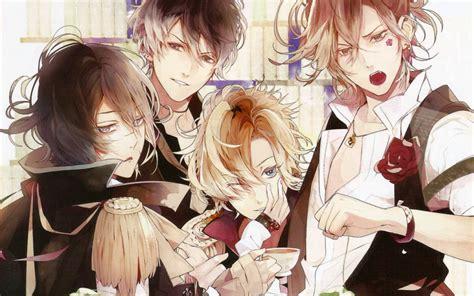 tentang anime diabolik lovers diabolik lovers