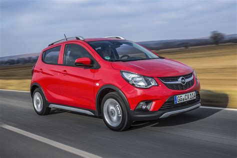 opel karl opel karl rocks pricing starts from eur 12 600 undercuts