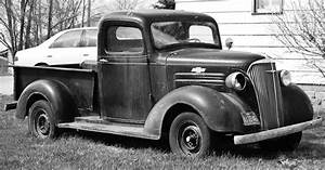 42n Observations  Glancing Potential Of A 1937 Chevy