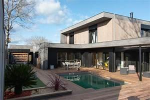 Maison Pop House : passive positive parfaite eco maison bois ~ Melissatoandfro.com Idées de Décoration