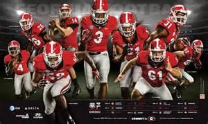 Georgia Bulldogs Football 2014