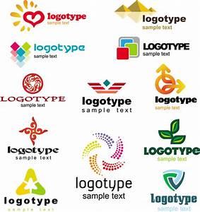creative logotype design elements vector vector logo