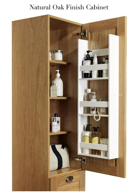 miller bathroom cabinets miller oak cabinet with single storage door 400 x 23336