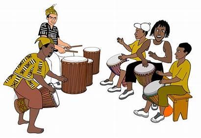 African Drums Clipart Drum Africa Dance Dancing