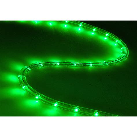 delight led rope light waterproof garden outdoor