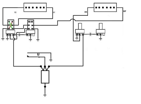 Wireing Diagram Parallel And Series Wiring by Can Series Parallel Work With P90 S Mylespaul