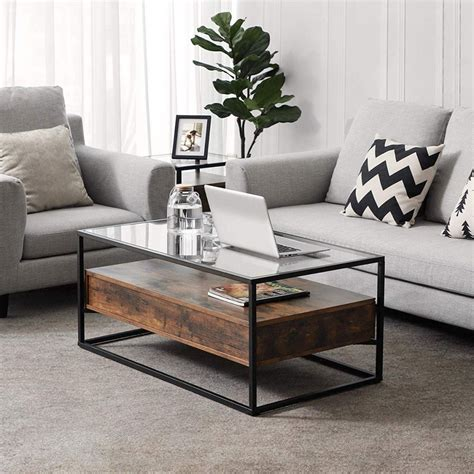 Coffee table ornaments help in the organization of things, they are also key in making your space cozier as well as adding exquisite contrast and pattern. 51 Glass Coffee Tables That Every Living Room Craves