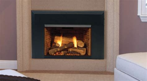 Direct Vent Gas Fireplace Insert How To Remove A Fireplace Mantel Ribbon Fireplaces Vent Free Gas Stoves Real Wood Burning Painted Brick Ideas Best Way Light Fire In Tv Mounting Over Louvers