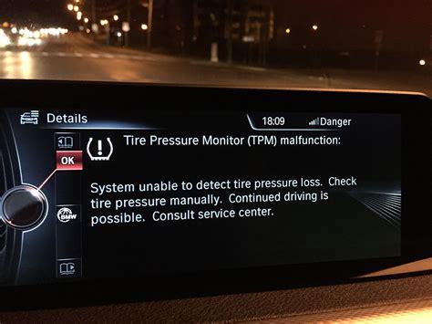 tpm malfunction bmw  car reviews