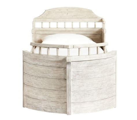 Voyage Bed by Voyager Bed And Trundle Pottery Barn