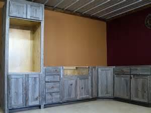 kitchen cabinet stain ideas weathered gray barn wood kitchen barn wood furniture
