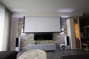 Wohnzimmer Ideen Wand : heimkino rocky wohnzimmer pinterest heimkino ~ Michelbontemps.com Haus und Dekorationen