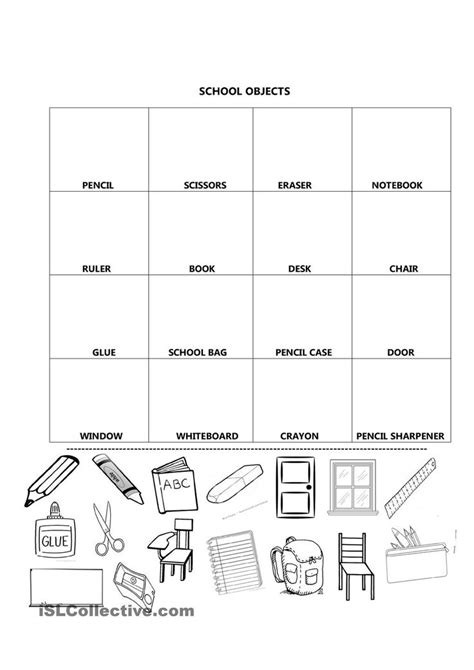 clroom objects coloring worksheets murderthestout