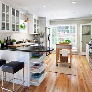 modern furniture small kitchen decorating design ideas 2011 With design tips for small kitchens