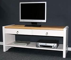 Tv Eckschrank Weiß : sitzbank 115x48x40cm 2 schubladen 1 ablageboden kiefer massiv ~ Markanthonyermac.com Haus und Dekorationen