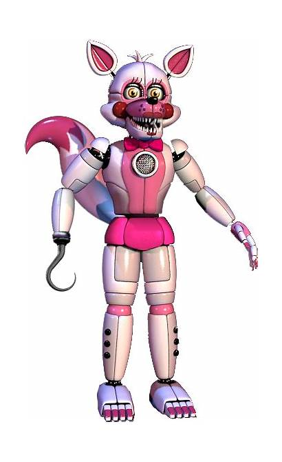 Fnaf Foxy Mangle Toy Funtime Lolbit Freddy