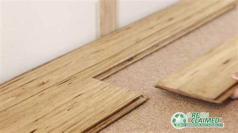 eucalyptus wood flooring natural wide click lock youtube