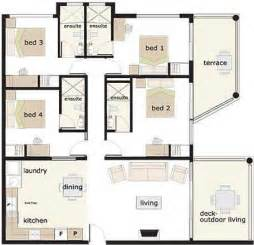 4 bedroom floor plan what you need to when choosing 4 bedroom house plans elliott spour house